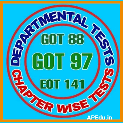 DEPARTMENTAL TESTS CHAPTER WISE TESTS APP