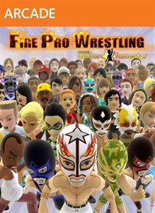 Fire Pro Wrestling Xbox 360 Baixar