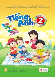 Sách giáo khoa Tiếng anh 2 - Hoàng Văn Vân pdf