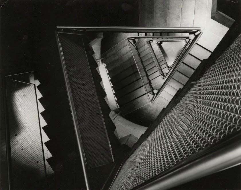 Bak Escalera En La Galer 237 A De La Universidad De Yale