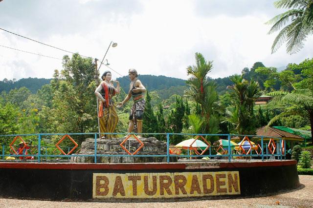 Lokawisata Baturaden