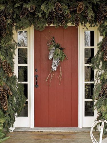45 inspirasi dekorasi natal outdoor unik dan mungil