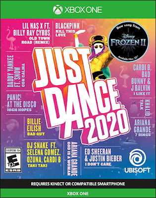 Just Dance 2020 Game Cover Xbox One