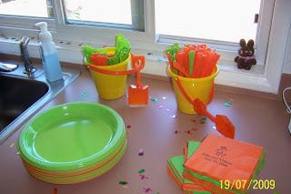 Hawaiian party, summer party