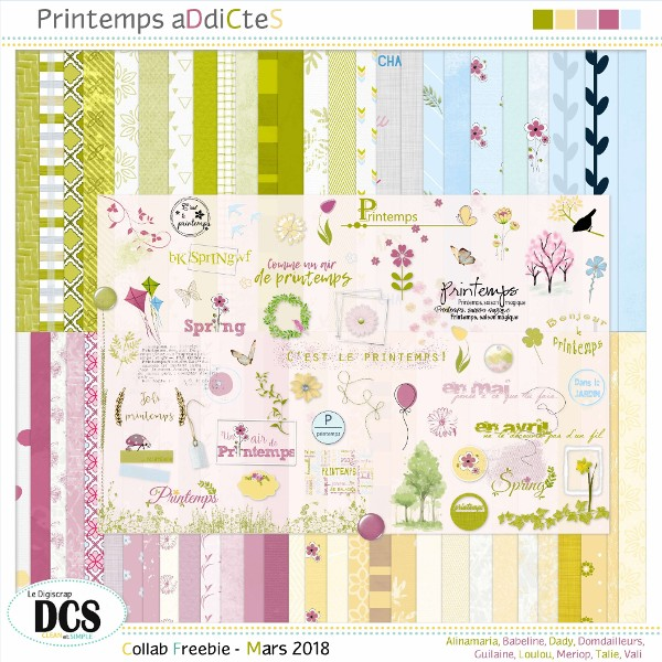 Printemps aDdiCteS