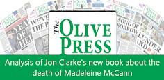 New Jon Clarke/Olive Press blog