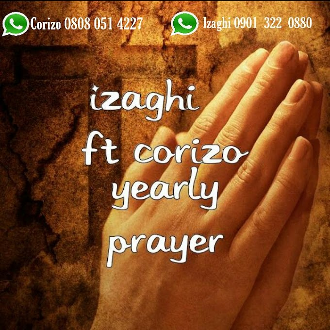 Izaghi - Yearly Prayer ft.  Corizo
