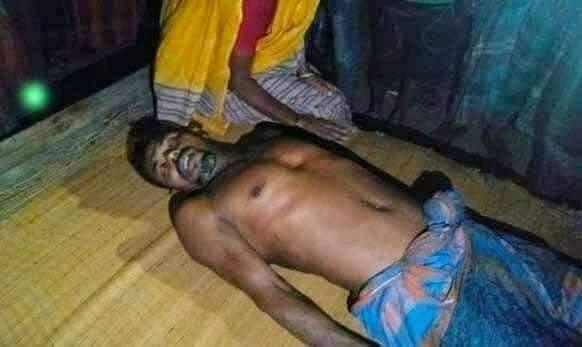 কোটচাঁদপুরে ভাগ্নের কিল ঘুষিতে মামা নিহত
