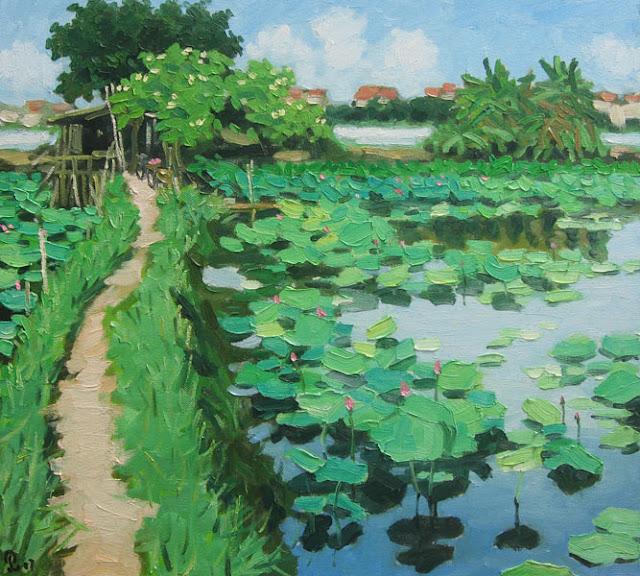 Tranh Phạm Luân Arts