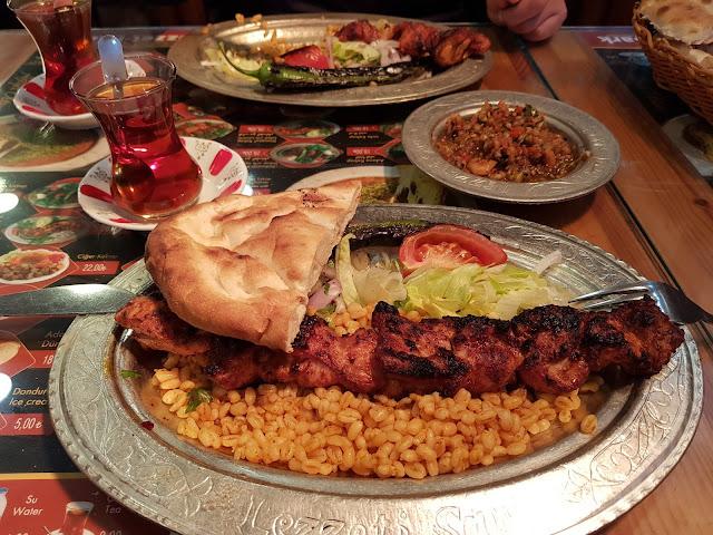 street food turkey