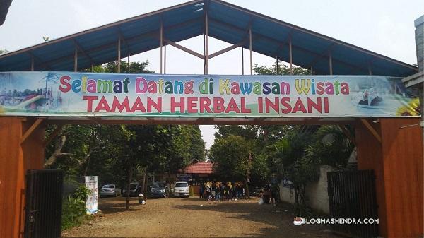 Taman Herbal Insani, Depok