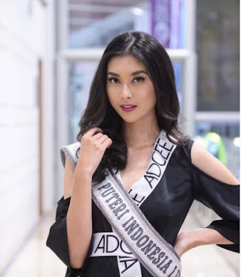 Biodata Kevin Lilliana Miss International 2017
