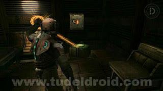 Dead Space - Mengangkat Benda