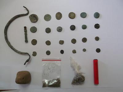Γρεβενά: συλλήψεις για αρχαιοκαπηλία