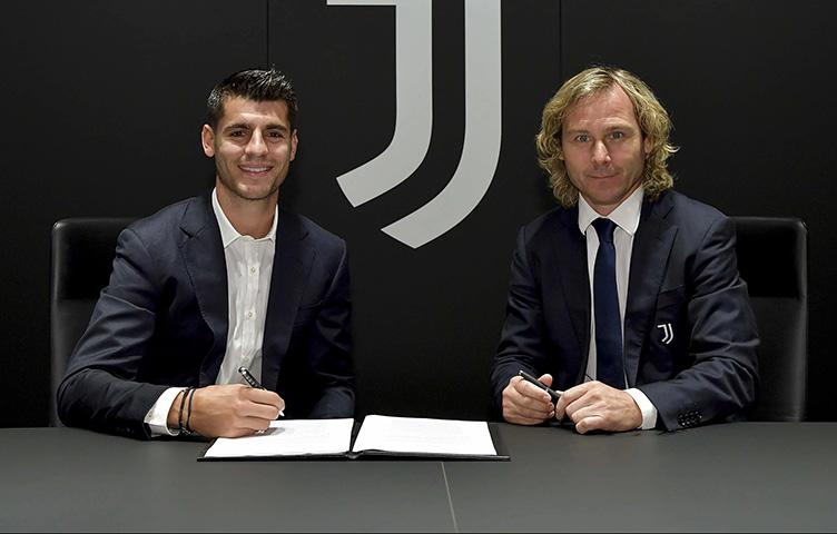 Zvanično: Alvaro Morata na posudbi u Juventusu