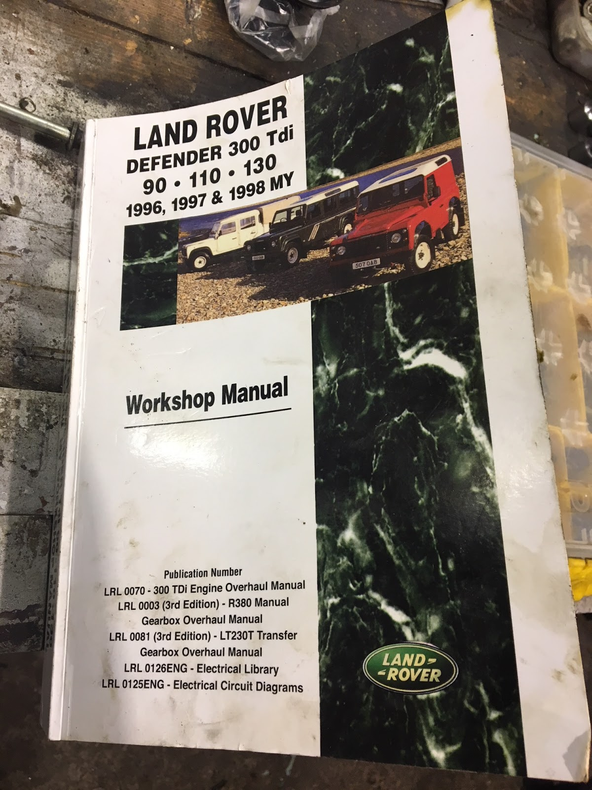land rover wolf wiring diagram wiring library forget the haynes manual for a rebuild this is [ 1200 x 1600 Pixel ]
