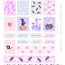 Halloween Pastel Planner Stickers
