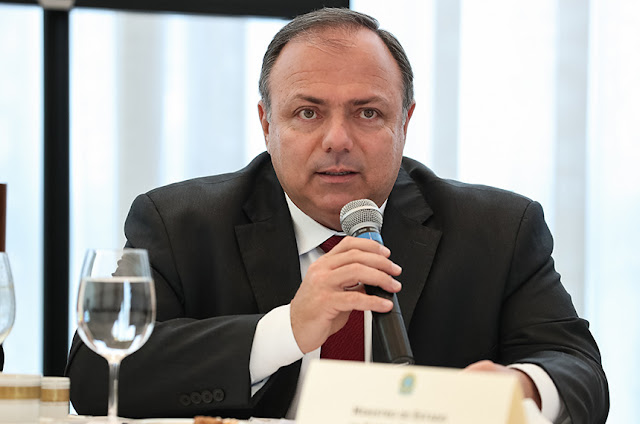 Ministro da Saúde anuncia 354 milhões de doses de vacina contra a Covid-19 e distribuição igualitária aos estados