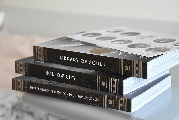 Bücher von Ransom Riggs