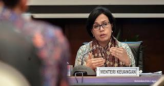 Sri Mulyani Akan Turun Tangan Urus Anggaran Lem Aibon di DKI Jakarta