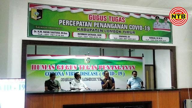 Pemkab Lombok Timur Siapkan Rp 30,7 Milyar Tangani Corona