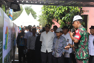 Kinerja Satgas Terpadu Rehab Rekon Di Puji Wapres RI