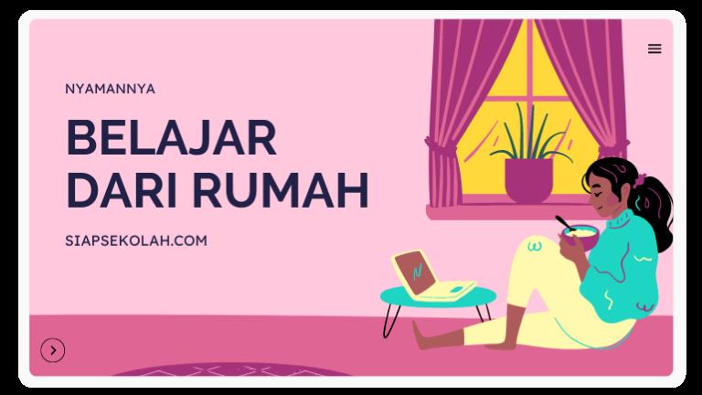 Belajar Online Sekolah Kupang
