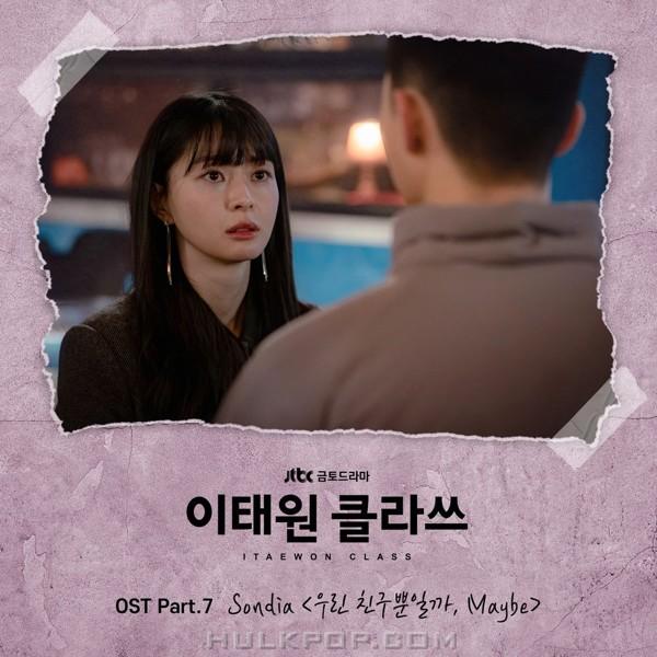 Sondia – Itaewon Class OST Part.7