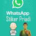 Stiker Pribadi Whatsapp Nuansa Buddhis