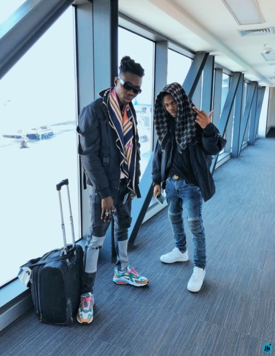 [Audio/Video] Blaqbonez Ft Ckay - Traffic After Traffic (Parte after Parte cover)