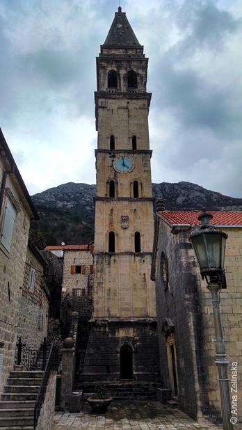 Колокольня церкви Святого Николая, Черногория