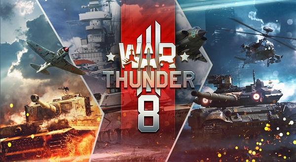 رسميا لعبة War Thunder قادمة على جهاز PS5 و Xbox SX بدقة 4K و 60 إطار بالثانية مع المزيد