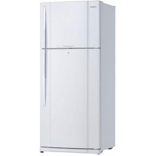 الثلاجة توشيبا 20 قدم 2 باب سعة 580 لتر