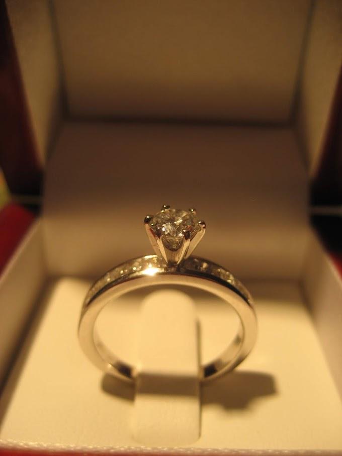 Berbagai Jenis Cincin Berlian