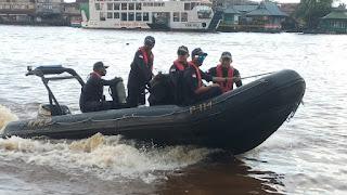 Operasi Tim Gabungan di  Pontianak Temukan 4 Kapal Gunakan  Dokumen Kapal Buatan Dishub