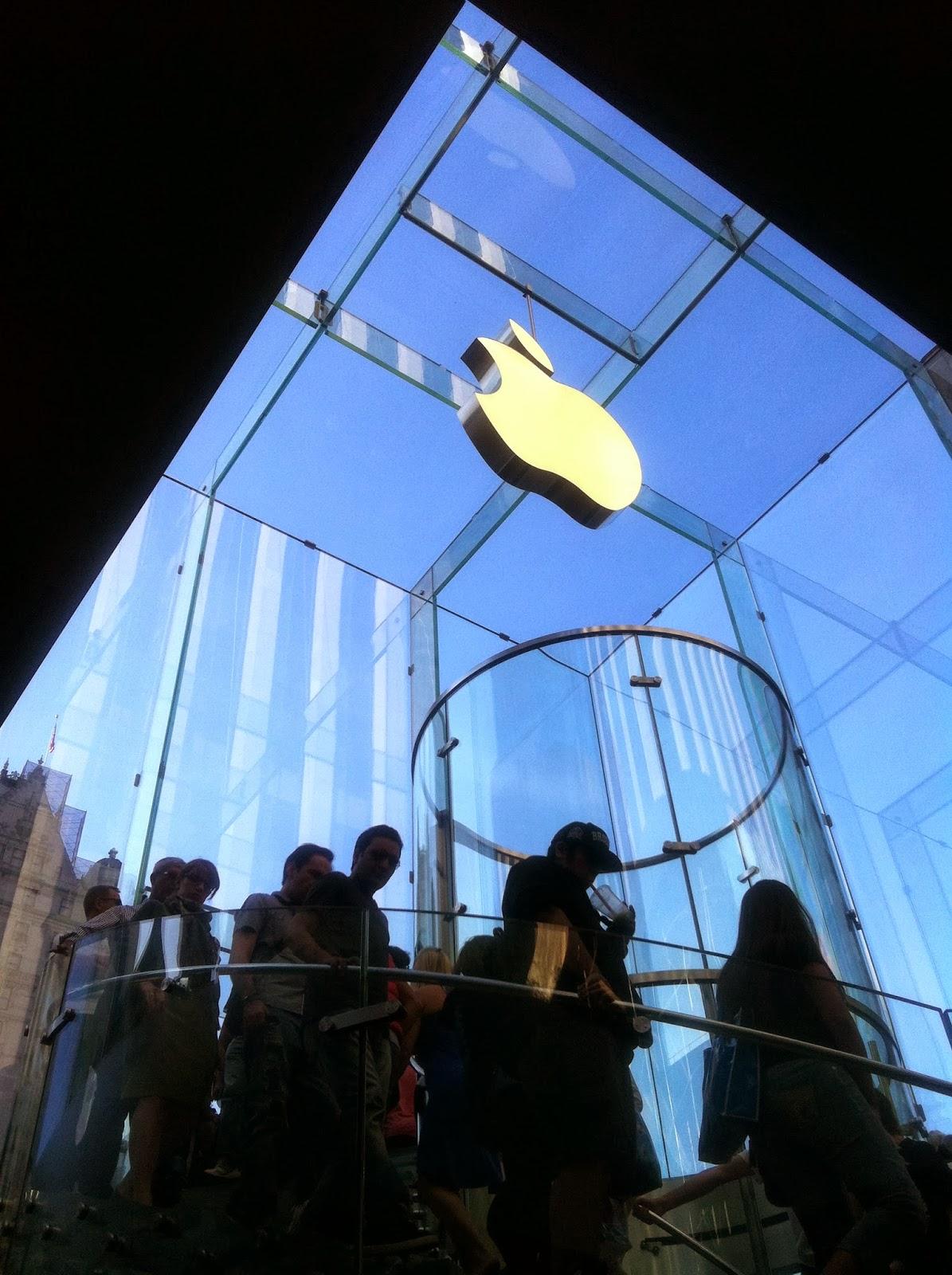 Apple da  5ª