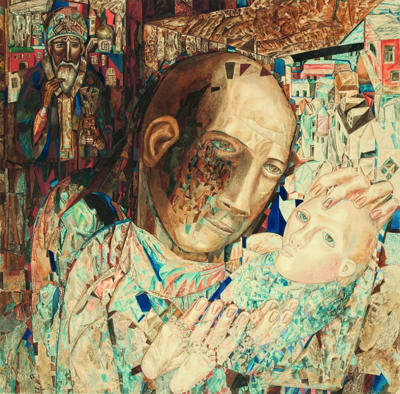 Resultado de imagen para Pável Nikoláyevich Filónov
