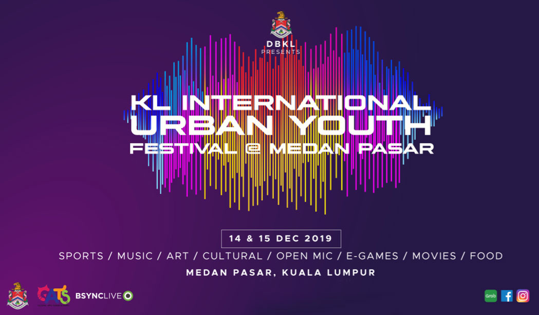 DBKL Anjur KL International Urban Youth Festival