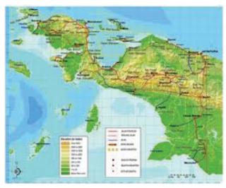 Bentang Alam Pulau Papua Secara Umum www.simplenews.me
