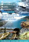 Knowledge and Management of Aquatic Ecosystems cover