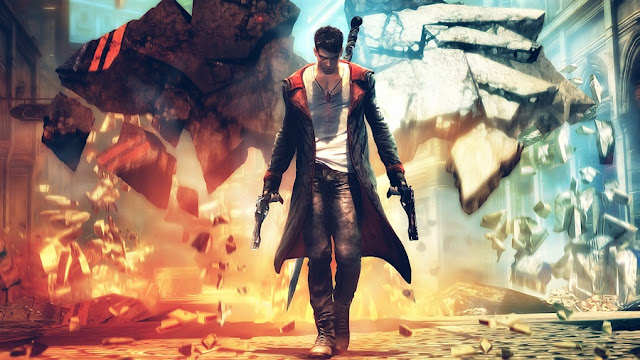 Devil May Cry 5 PC Download Poster