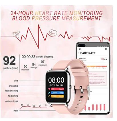 SKMEI Men Women Smartwatch Activity Tracker