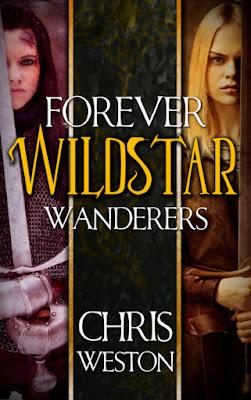 Wildstar: Forever Wanderers Cover