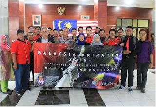 kunjungan akademik uitm malaysia ke upi bandung