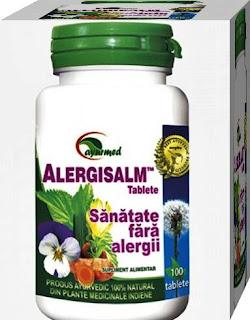 ALERGISALM pareri forumuri alergii remedii naturale