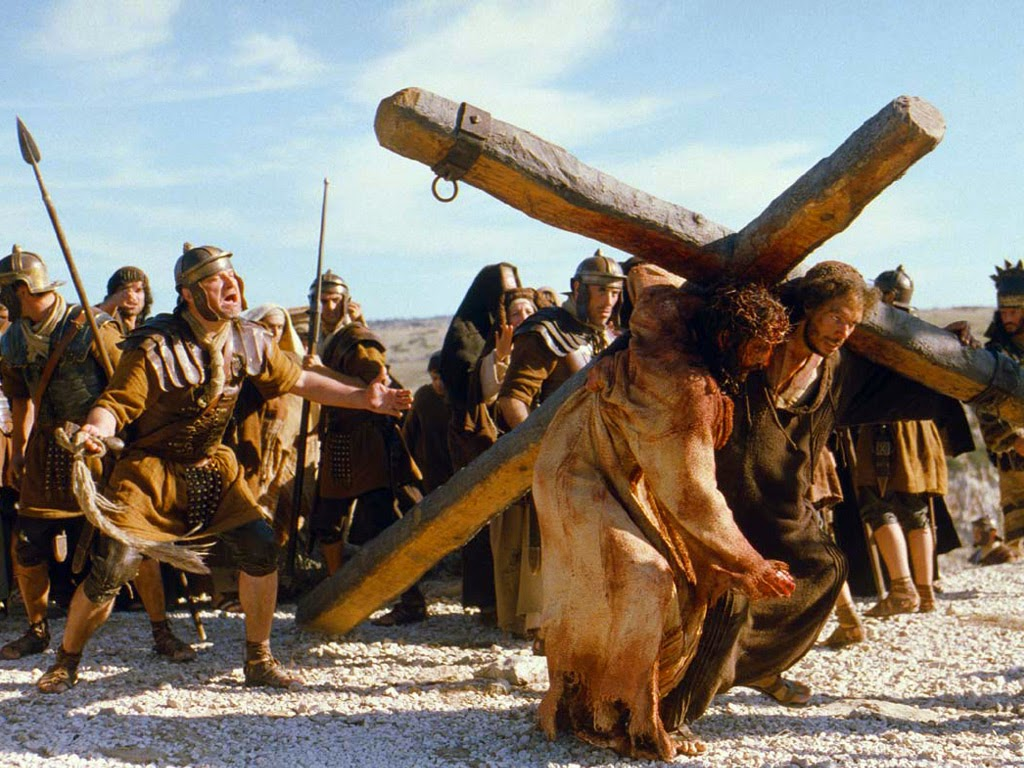 passion of the christ 2004 movie casting