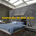 Atap Kaca Transparan Untuk Desain Kamar Tidur Minimalis
