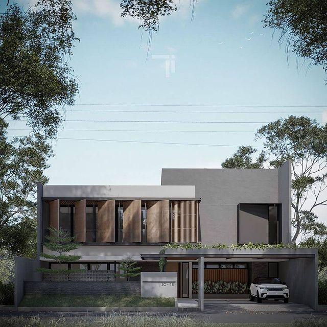 desain rumah minimalis elegan