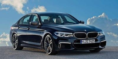 BMW SERIES 5 2018: PRIX, FICHE DE DONNÉES ET PHOTOS