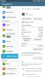 aplikasi sering muncul sendiri di android